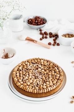 Výzva časopisu Fou de Pâtisserie: Nugátový koláč Francoise Daubineta pro Fauchon
